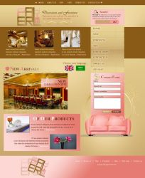 The Pearl New Design main page by Lora-Moon