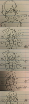 I'm Acknowledging Yaro's Existence Again Page 2 by FutureHope21
