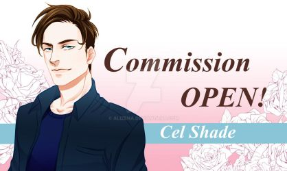 New option for my commission! by Alizena