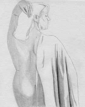 Figure Drawing no. 192 by TheSymbiote