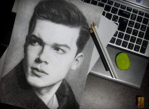 Preview - Cameron Monaghan by LanaArts