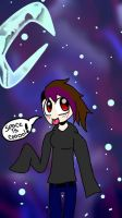 Space is cooool! by Unknowndemon626
