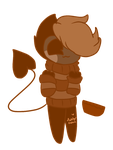Reeses bendy! by cutelittlepikakitty