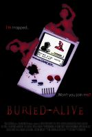 BURIED ALIVE Creepypasta Movie Poster [Fan-Made] by TheDarkRinnegan