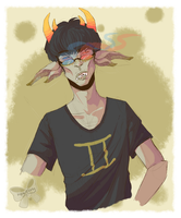 Sollux by AlleycatIrony