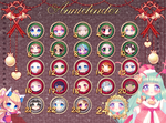 [EVENT] ANNIELENDER! ALL SOLD! by Yamio