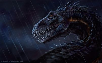 Indoraptor by x-Celebril-x