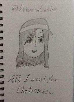 All I Want For Christmas...is CHU!! :D by LittleMissFabulous28