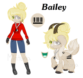 l + Bailey - Official Ref + l by Mintoria