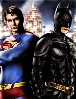 The Worlds Finest by Art-by-Jilani