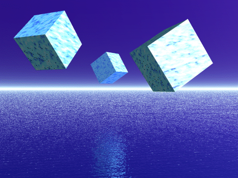 Floating Cuboids by Porkchop-King