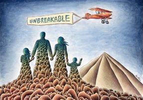 Unbreakable Family by BenHeine