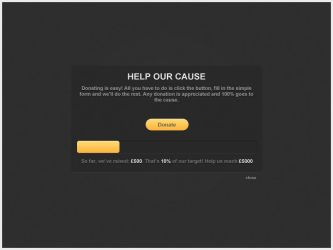 Donation Widget by ahmadhania