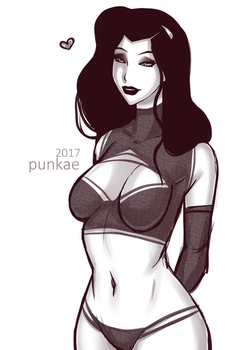 Asami Love by prettypunkae