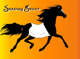 Shading Ghost (Lineart by BloodyLys) by Amatao