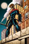Nightwing by CliffEngland