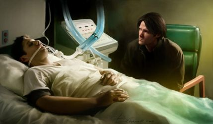 in the hospital by Blakravell