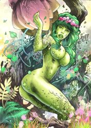Poison Ivy colors by eriiyy