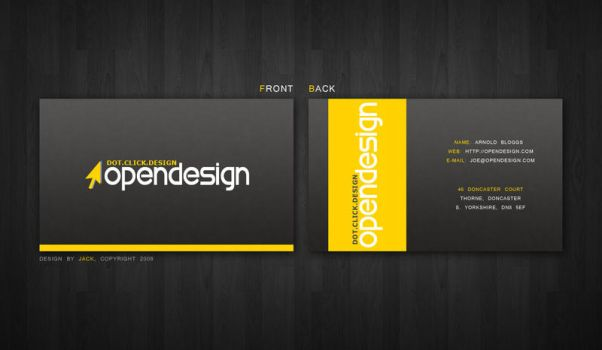 Daemonumbrae 259 102 Open Designs CorpCards By Furryyx