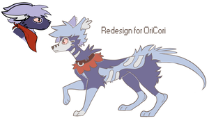 Redesign For Oricori by Human-Total