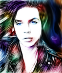 Andy Biersack (Black Veil Brides) by miobitat