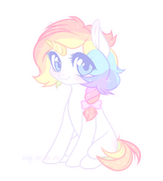 #3 Pony Adoptable |CLOSED| by Mia-Marshmallow