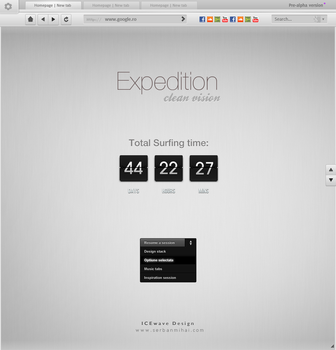 Expedition Browser v2 by ICEwaveGfx