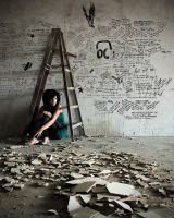 Writing on the Walls by thatonephotographer