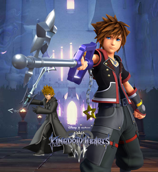 KH3 Sora and Roxas Promo 01 by todsen19