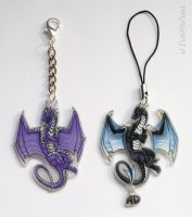 Keychain for Kitty and Arokh by Dragarta