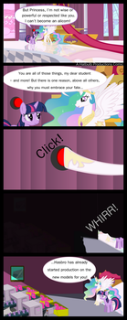 Twilight's Ascension: Production by HatBulbProductions