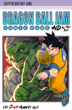 DragonBall JAM Collab by FooRay
