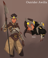 Outrider Awilix by BookmarkAHead
