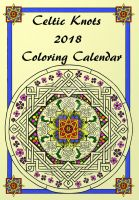 Cover for 2018 Celtic Knots Calendar by LorraineKelly
