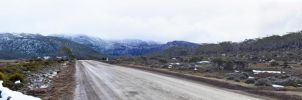 Cradle Mountain Panorama by tawunap159