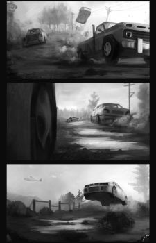 RACING GAME - CONCEPTS by DeaDerV23