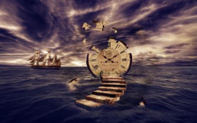 Clock in the Sea by HateMind