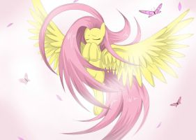 Angel of Kindness by MrIcantdraw