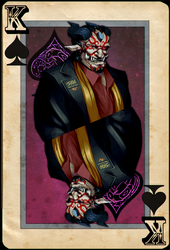 King of Spades by SirBronson