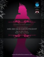 miss asia sacramento pageant by ison