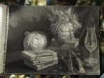 still life complete by ducttapequeen