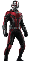 Ant-Man and The Wasp Promo PNG by Gasa979
