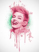 Punk Marilyn by Tizyhunter