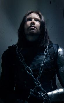 The Winter Soldier Cosplay 5 by OrangeRoom