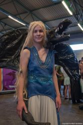 Daenerys Targaryen at FACTS 2014 by KillingRaptor