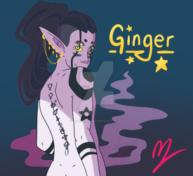 Ginger 2 by Sakura5Kagure