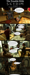 Trouble with Skyrim: Innocence, My Brother Part 1 by Sir-Douglas-of-Fir