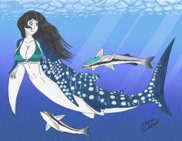 Day 5: Mermaid by clinclang