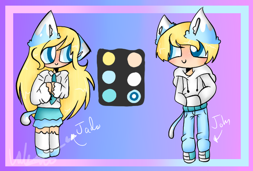 Oc Reference by CatGirl22111