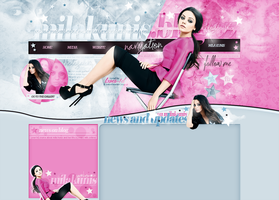 Order Layout ft. Mila Kunis #08 by BebLikeADirectioner